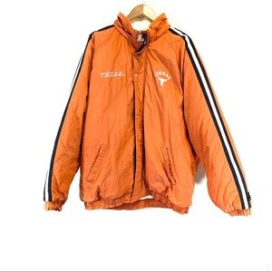 Texas Longhorns • Vintage Starter Jacket